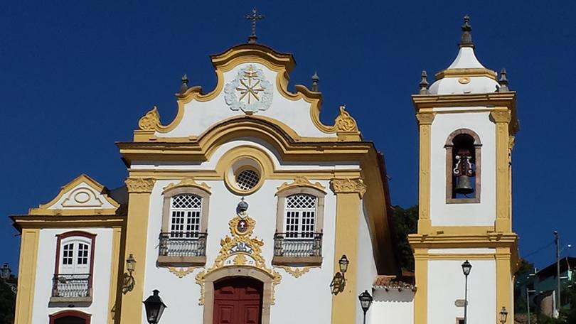 Guia práticos sobre as igrejas da histórica São João del Rei - MG