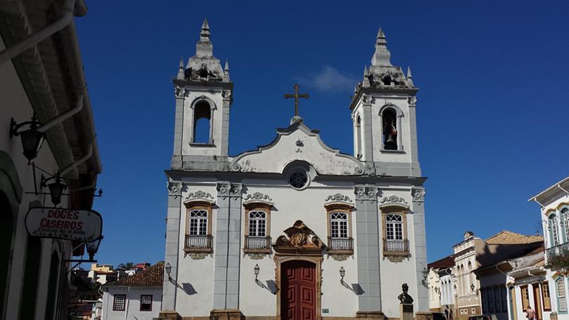 Cidade Histórica Mineira - São João del Rei