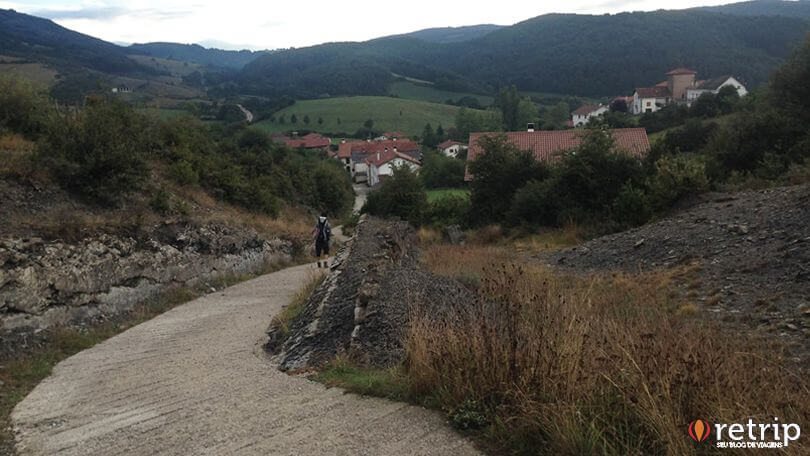 Caminho de Santiago etapa 2