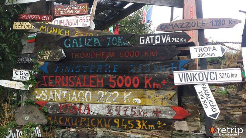 O Caminho de Santiago
