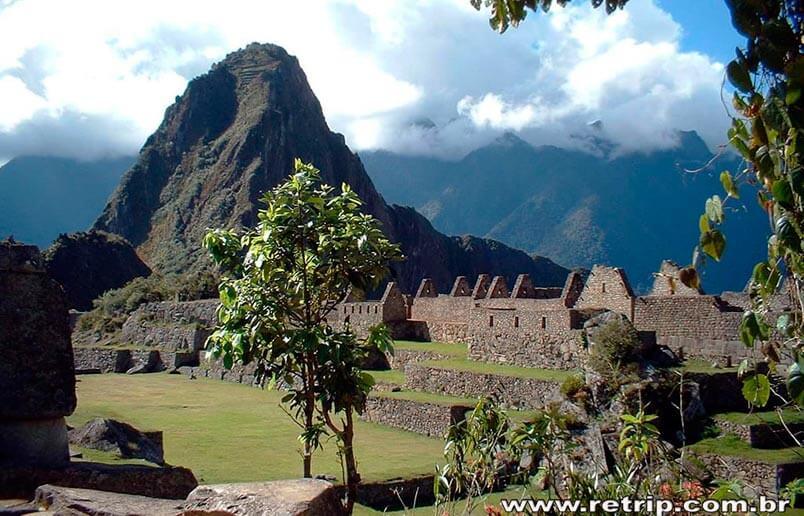 Viagem dos sonhos, Machu Pichu