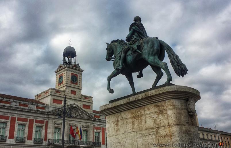 Roteiro 4 dias em Madri