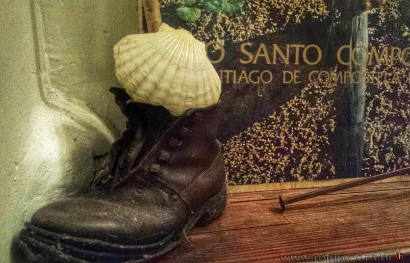 Álbum Caminho de Santiago