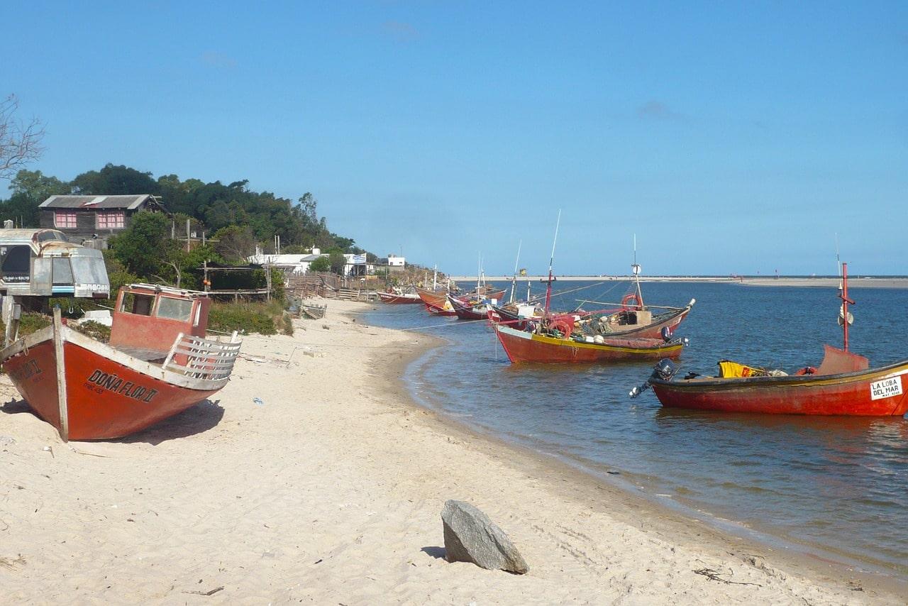 Pré-roteiro dos principais pontos turísticos do Uruguai