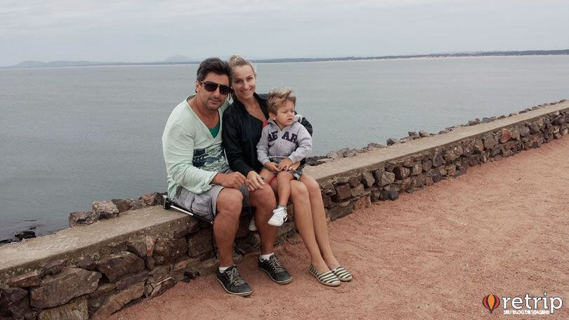 Mirante de Punta Ballena, Uruguai
