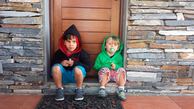Visita à vila de Punta del Diablo no Uruguai