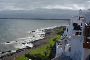 Casapueblo em Punta Ballena, Uruguai