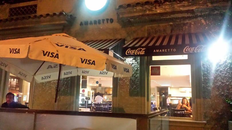 Restaurantes em Montevidéu Uruguai