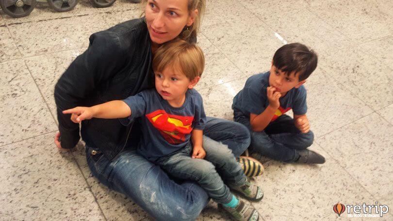 Lugares para viajar com crianças, Uruguai