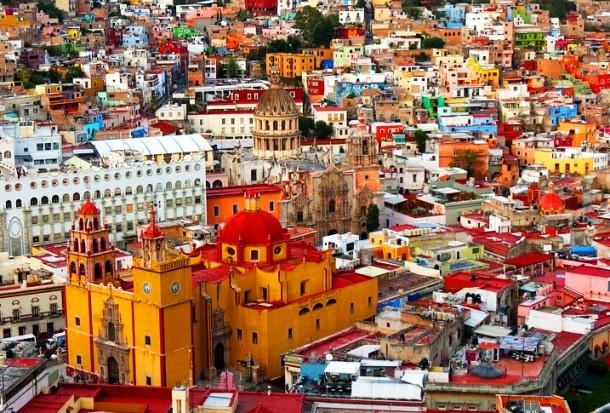 10 Guanajuato Cidade do México