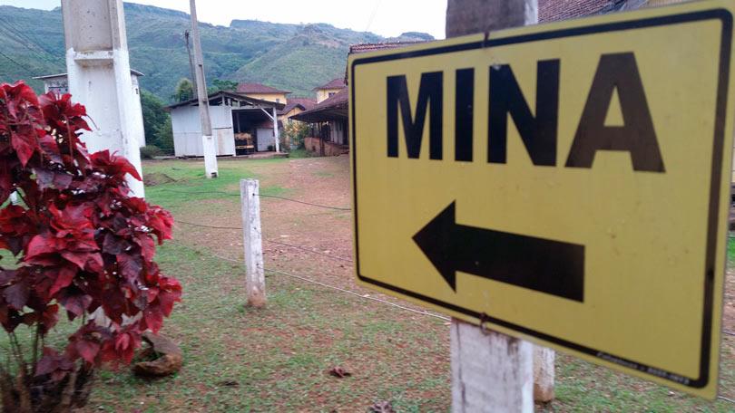 Mina da Passagem