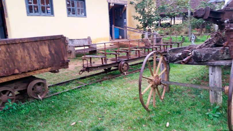 Museu - Mina da Passagem