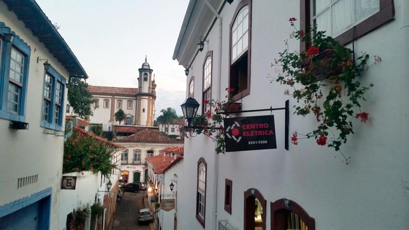 Roteiro Ouro Preto