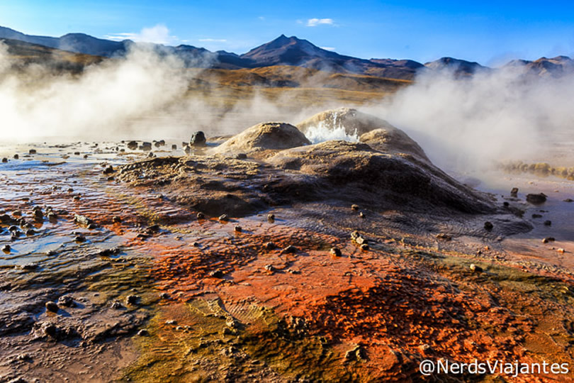 Pré-roteiro da viagem ao Atacama Chile