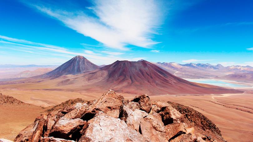 Viagem ao Deserto do Atacama