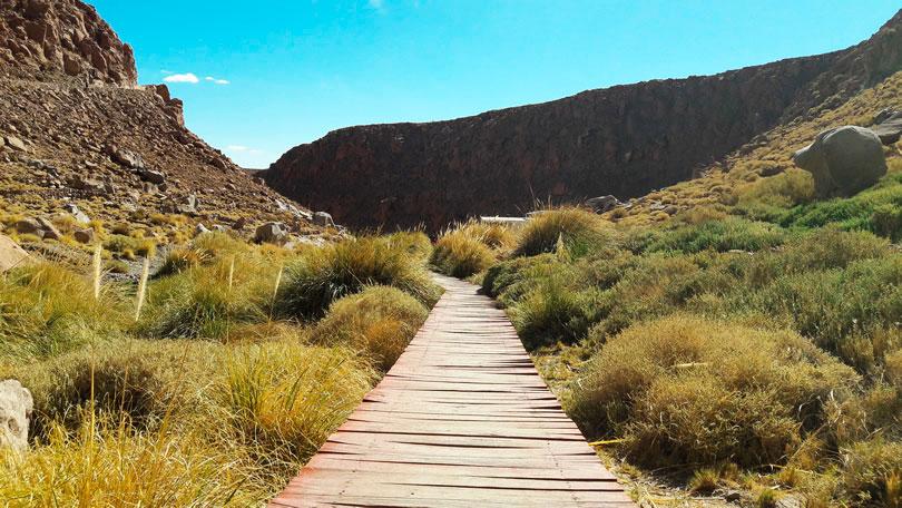 Termas de Puritama, no Deserto de Atacama