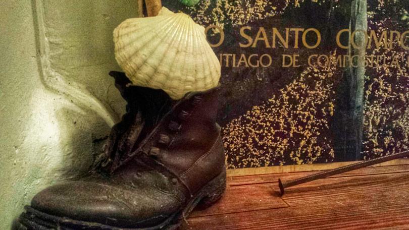 Preparação Caminho de Santiago a pé