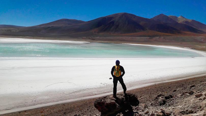 Deserto de Atacama em San Pedro