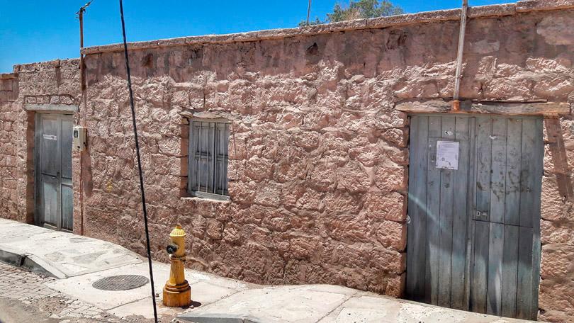 Povoado de Socraire em San Pedro do Atacama