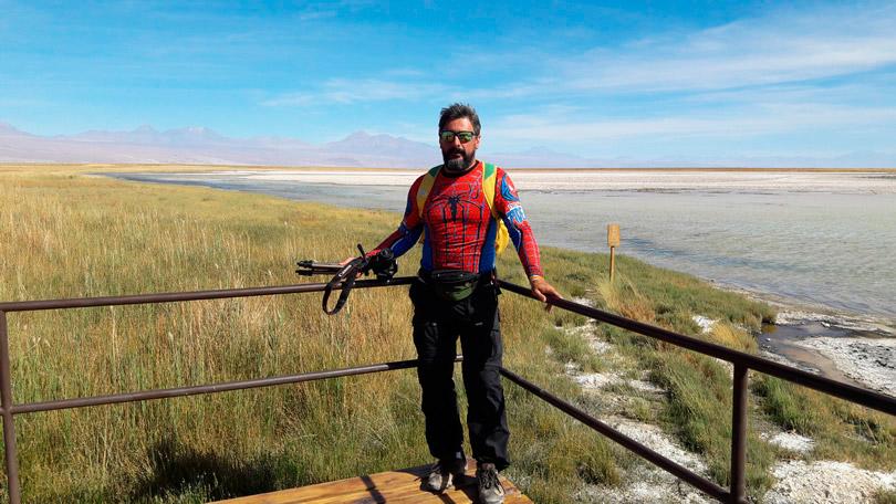 Um passeio em San Pedro do Atacama