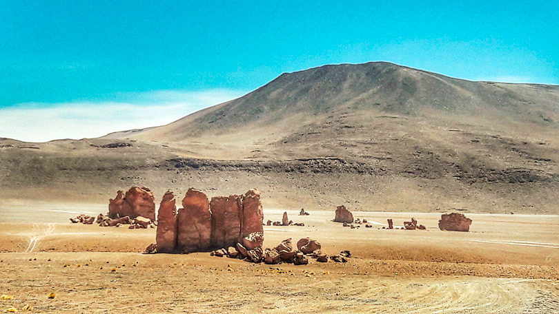 Esculturas em pedras, Moai de Tara