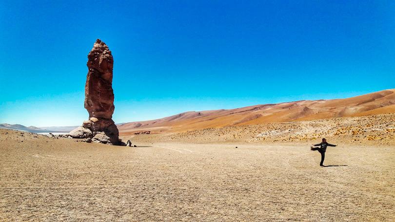Passeio ao Salar de Tara, San Pedro do Atacama
