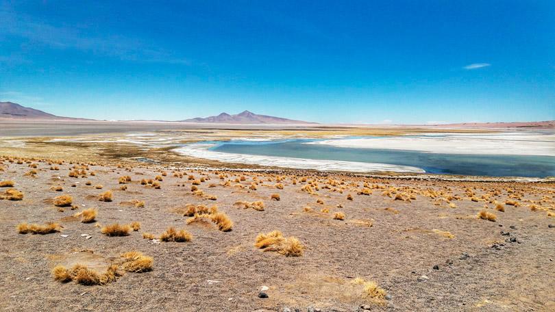 Salar de Tara em San Pedro de Atacama
