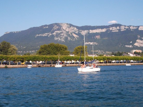 Lago do Bourget