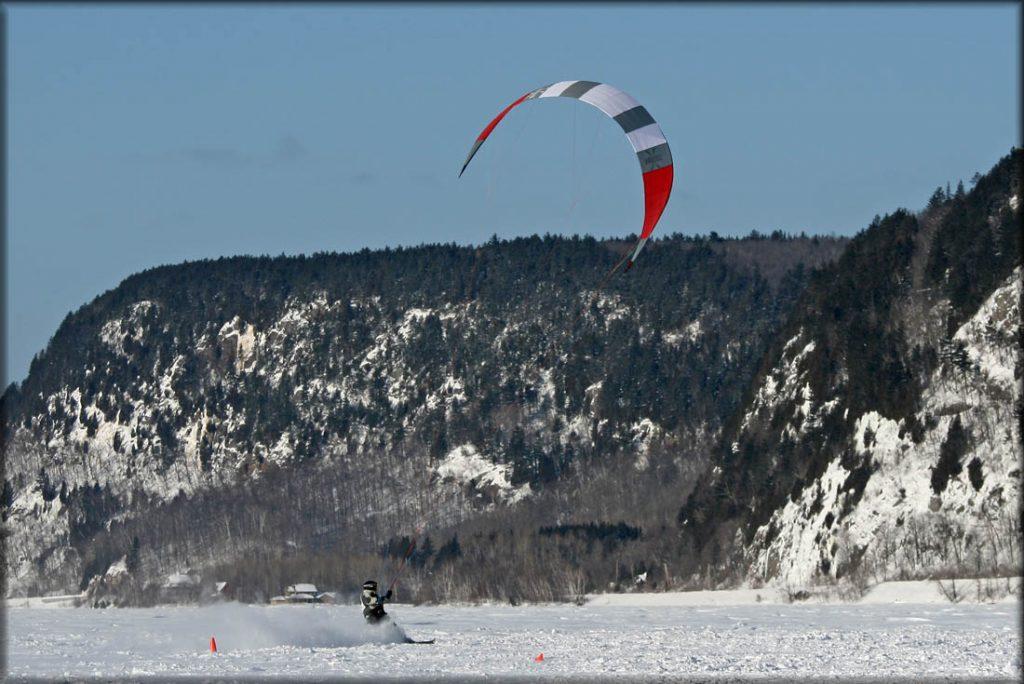 parapente-esqui