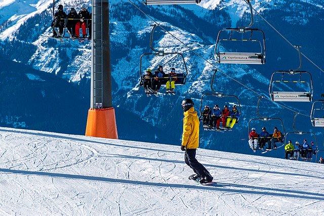 esquiar-snowboard