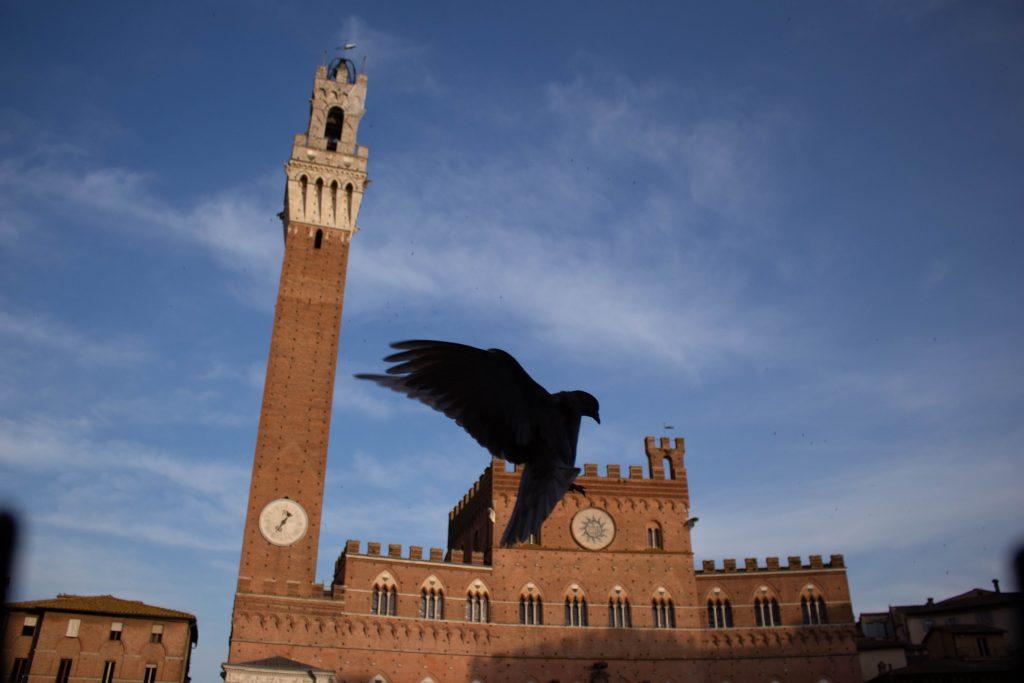 Siena patrimonios da unesco na Itália