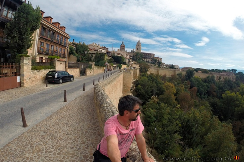 Viajar sozinho -Segovia- retrip explora